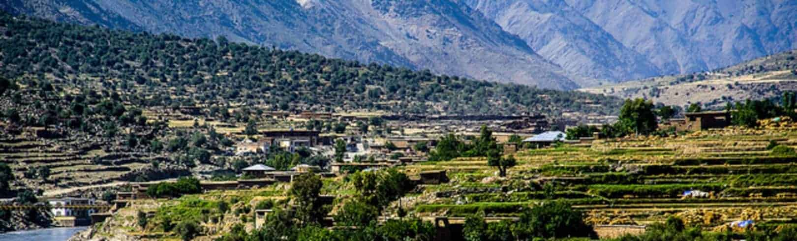 Afghanistan bijbel in Dari