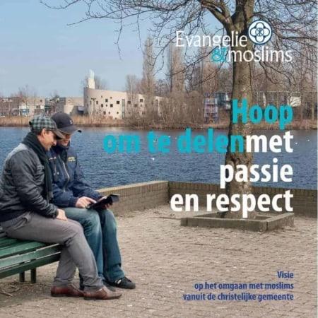 Hoop om te delen met passie en respect