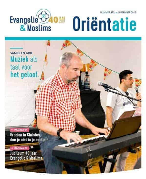 Lees het nieuwe nummer van ons blad Oriëntatie