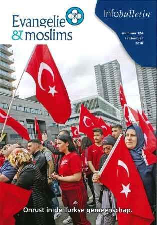 Onrust in de Turkse gemeenschap