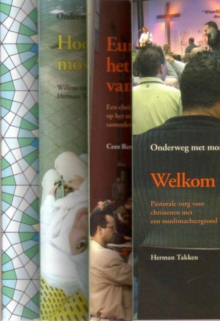 Complete serie Onderweg Met Moslims