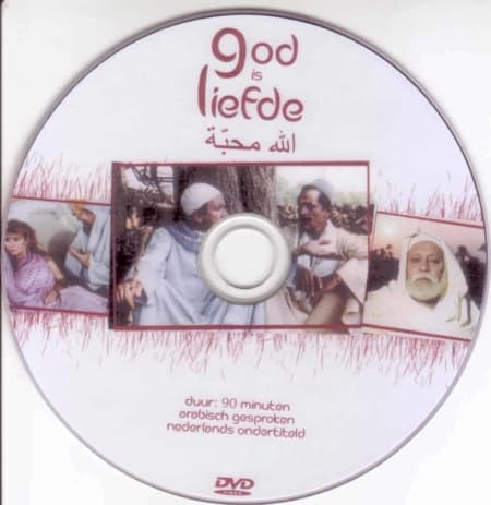 DVD God is liefde
