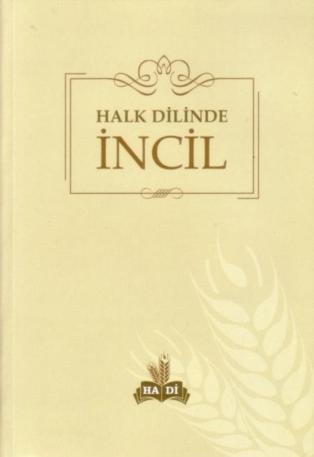Halk dilinde Incil - Turks NT - traditioneel