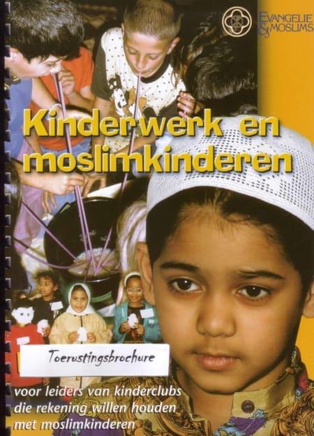 Brochure Kinderwerk en moslimkinderen