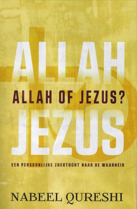 Nabeel Qureshi, Allah of Jezus?