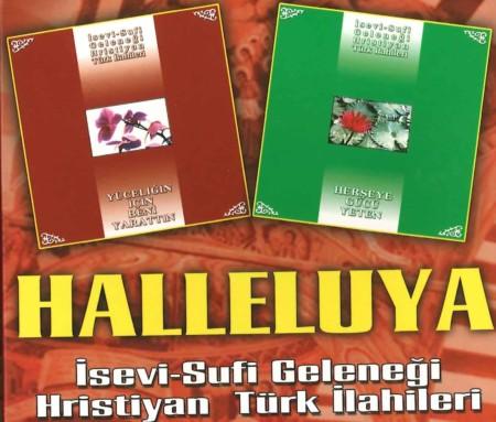 Muziek-CD Halleluya