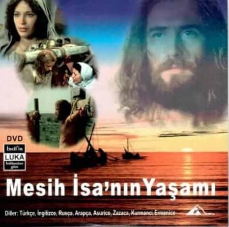 Mesih İsa'nın Yaşamı - DVD over Lukasevangelie