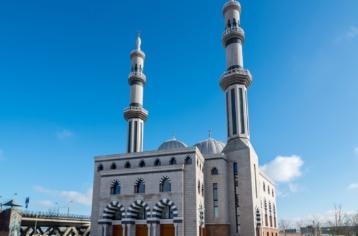 Essalaam moskee Rotterdam-zuid