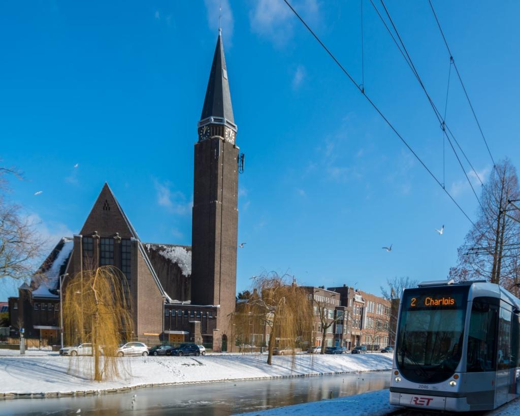 Hervormde Maranathakerk, Rotterdam-Zuid
