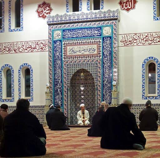 Moskee (insjallah en zomerschool)